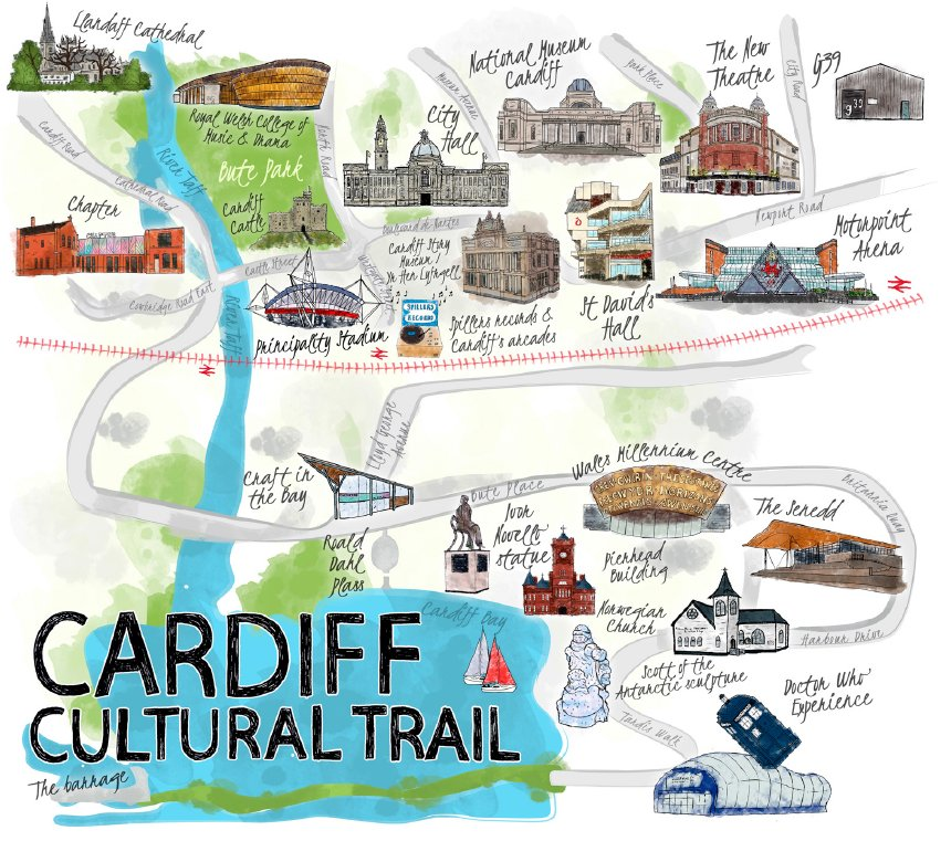 Visit Cardiff on Twitter Cardiffis already on the cultural map