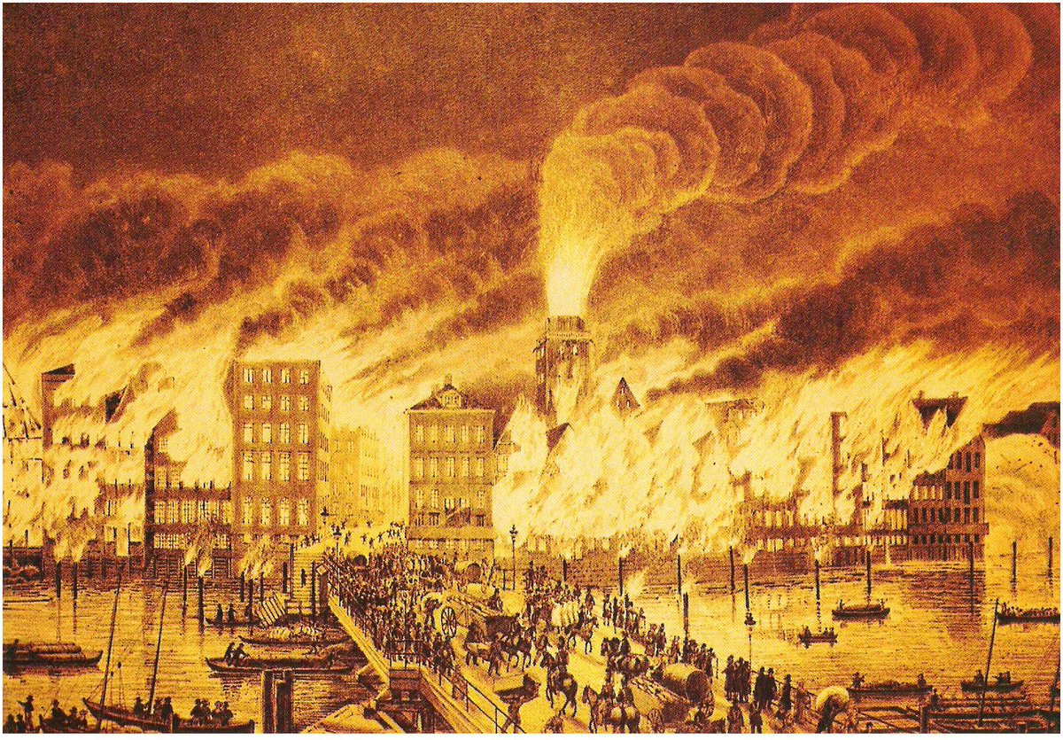 #factfileFriday If the Great Fire of London happened today the damage would cost insurers at least £37 billion https://t.co/KvvIaf9UbO