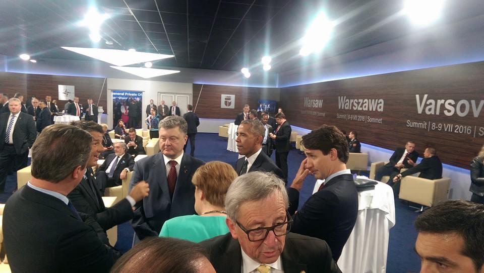 Начались переговоры G5 плюс Украина - Цензор.НЕТ 3340