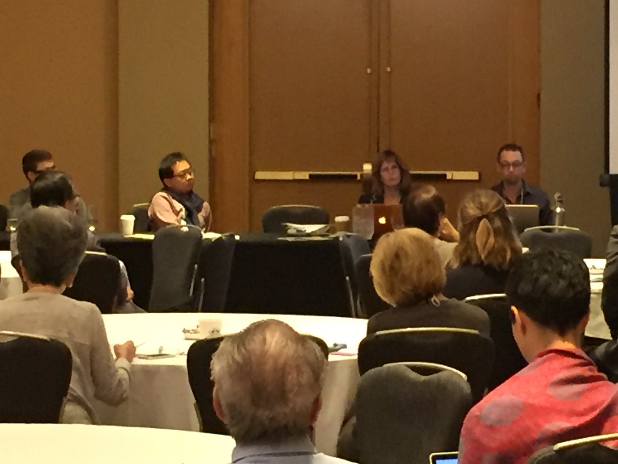Panel 40: indentured Workers and Coolies, Part 2 #ISSCO2016 https://t.co/6H8ColuuhY