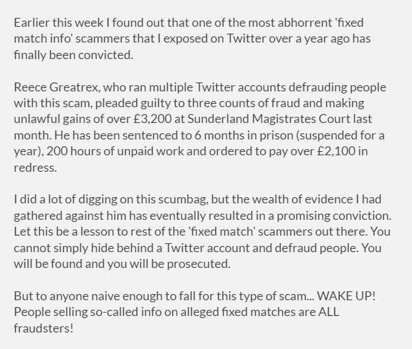 Betting Scams (@BettingScams) | Twitter
