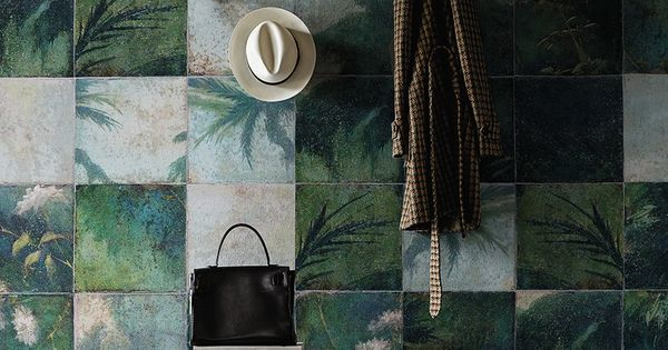 Just Pinned to Interior design: Exotic damier  http://www. wallanddeco.com  &nbsp;   #wallpaper, #wallcov…  http:// ift.tt/29UJo7k  &nbsp;  <br>http://pic.twitter.com/e88tb4BpqP