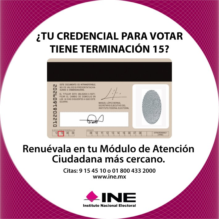 Renuevatucredencial Hashtag On Twitter