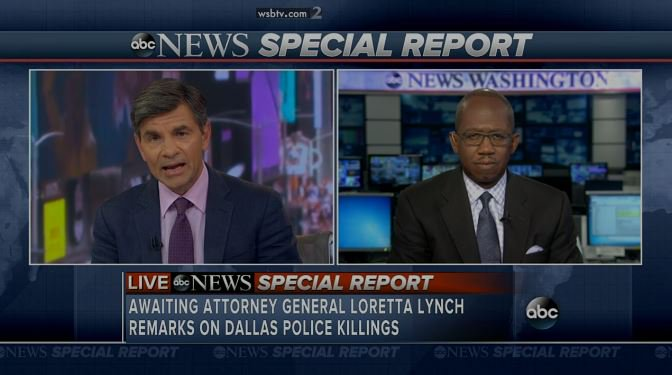 Watch live: abc news special report - ag loretta lynch to