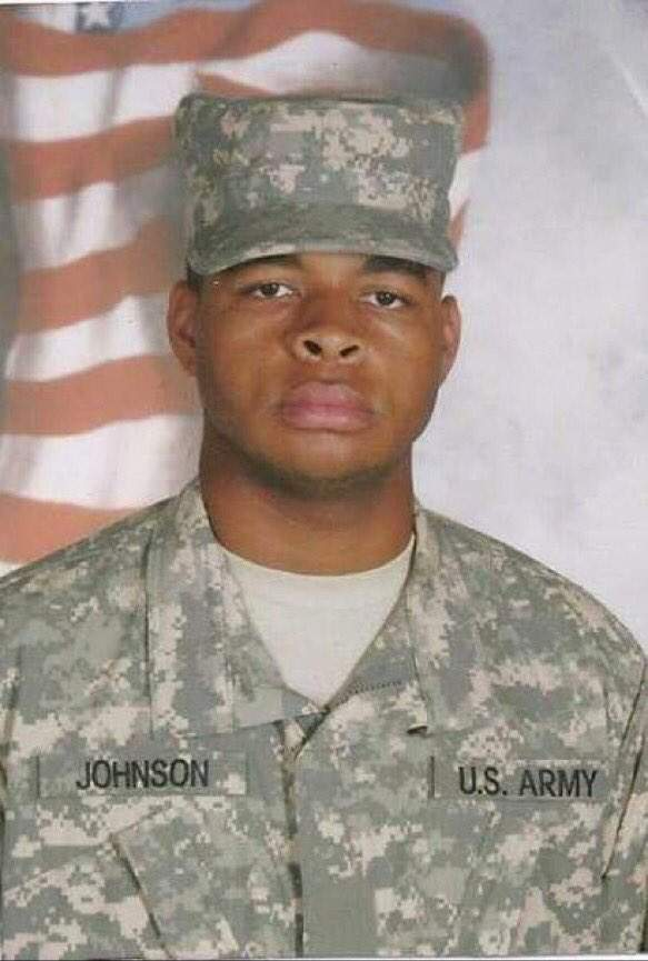 Micah X Johnson is reportedly the sniper who shot 12 lawmen in Dallas.  #Dallas #FOX13GMM https://t.co/NCqFAGsVQC
