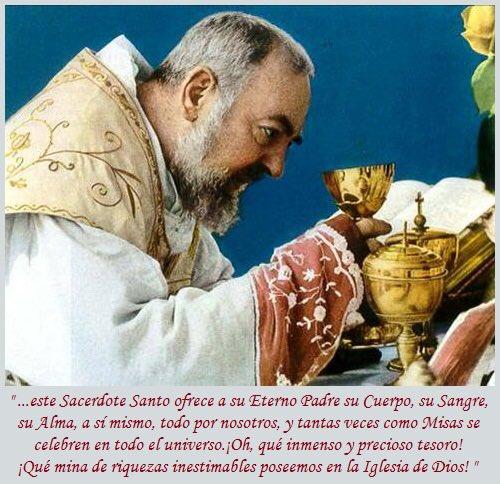 Uživatel San Padre Pio De Pietrelcina Na Twitteru En La