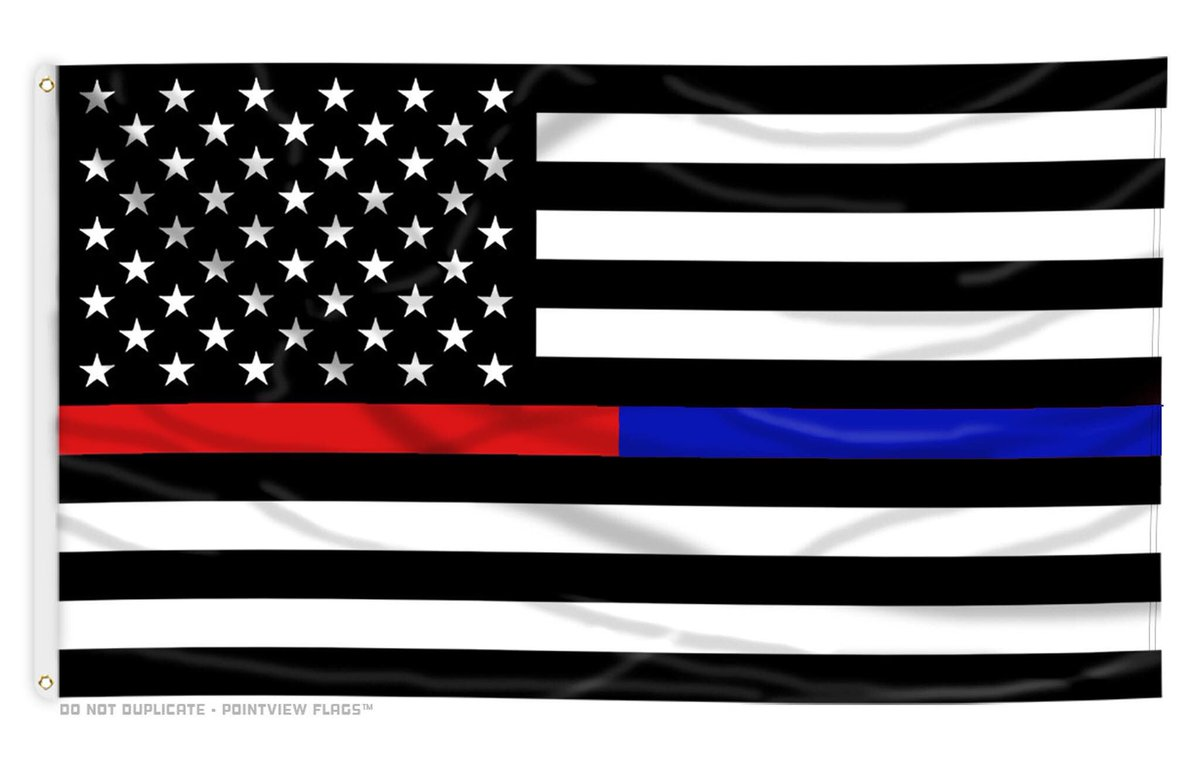 To our brothers and sisters in law enforcement, we support you, stand with you, & thank you for your service. https://t.co/g3zBggE3M2