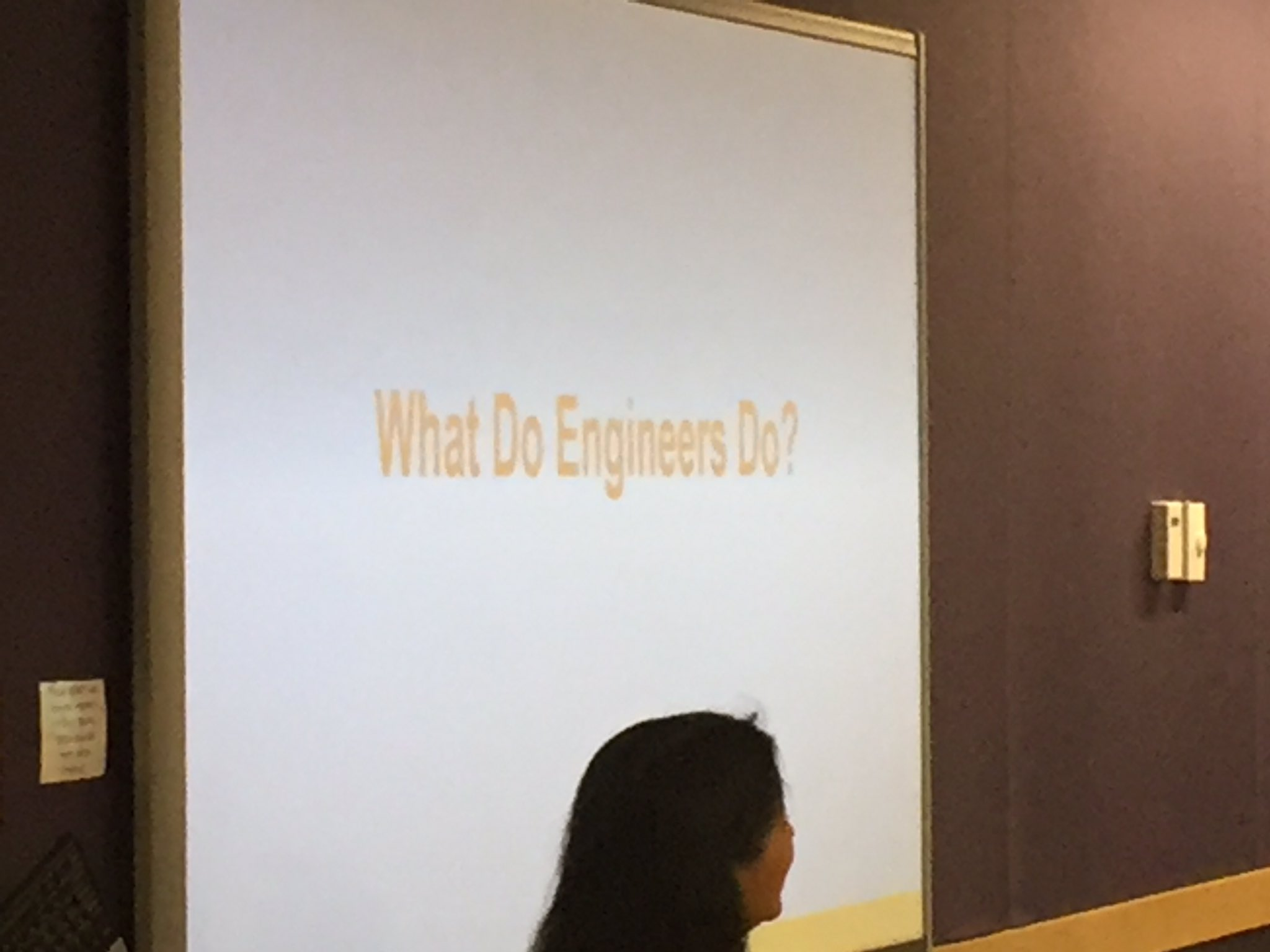 Million dollar question- what do engineers do? Follow to find out! #EngineeringFellows #QuestionOfTheDay https://t.co/Thhv9JK8b1