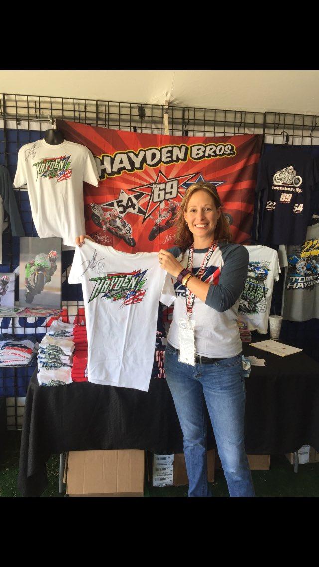 Hayden Bro General Store is at Laguna this weekend.. MotoAmerica booth near turn 3!