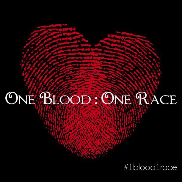 34c988598 1blood1race hashtag on Twitter
