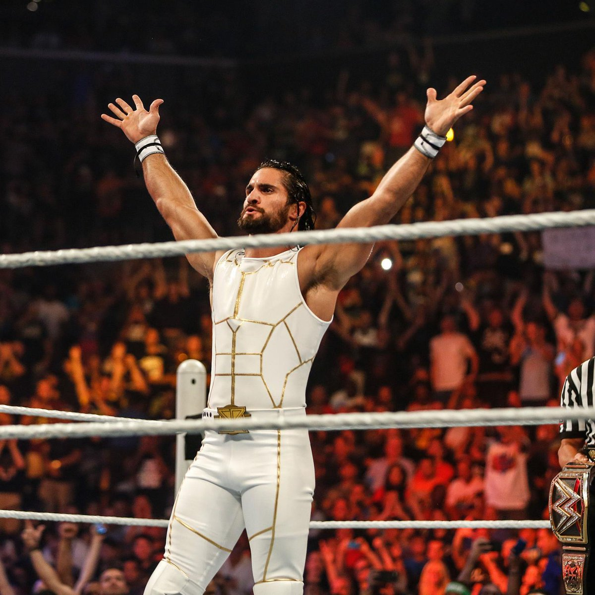 Like some form of Seth Rollins, but WAY better