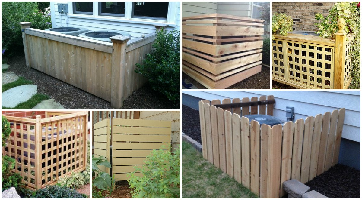 Pacific Fence And Wire | Pacific Fence Wire On Twitter Disguise Your Outdoor Ac Unit We