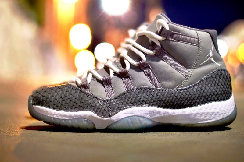 8341ae775553 See how sneaker customizers have reinvented the Air Jordan 11  https   t