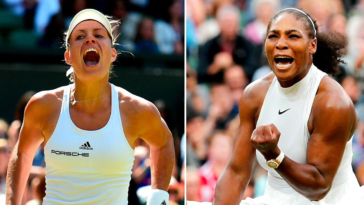 Vedere Serena Williams-Angelique Kerber Streaming gratis Rojadirecta e Diretta Tennis con Smartphone Tablet PC