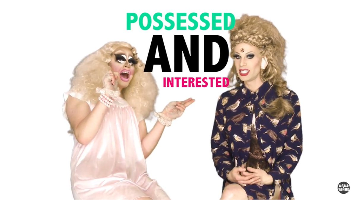 trixie and katya dating services