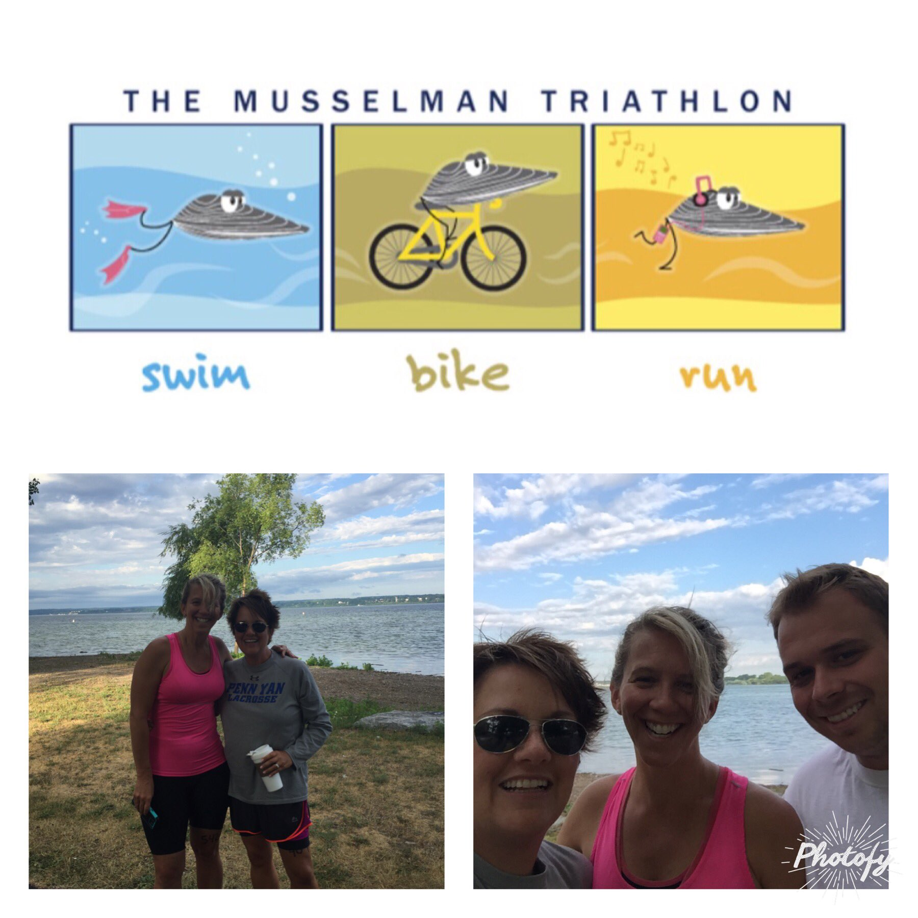 It's a great day to swim, bike and run! #Musselman2016 https://t.co/QEvAo7VXjh