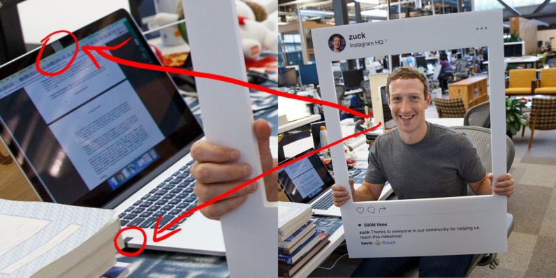 Mark Zuckerberg should now make a press conference where he officially removes the tape from his laptop. #Messenger