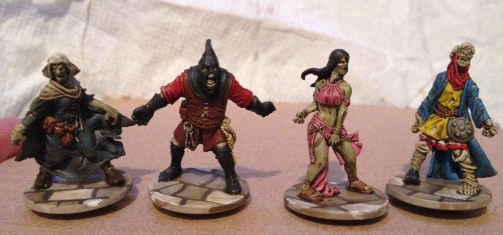 zombicide black plague painting guide
