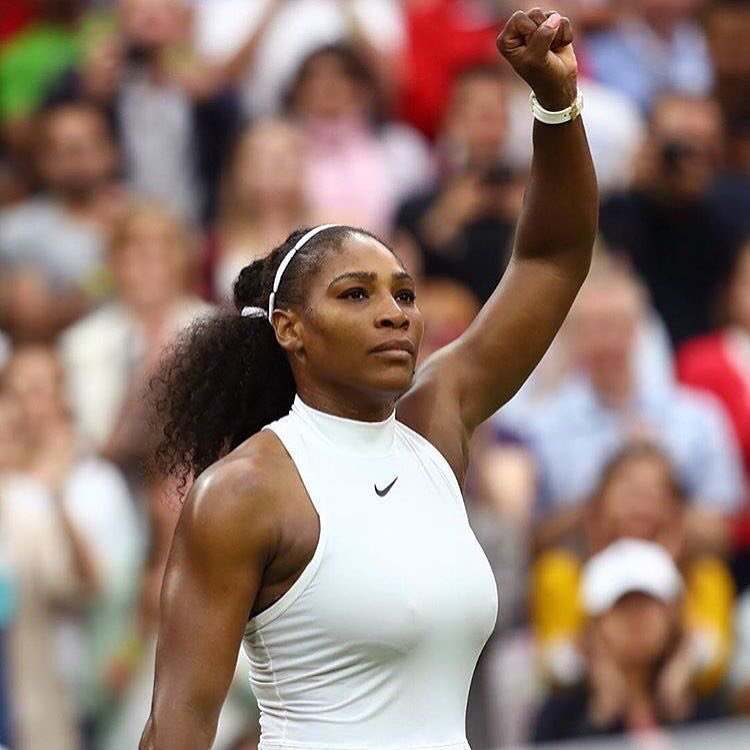 Serena Williams 'Won't Be Silent' About Police Violence