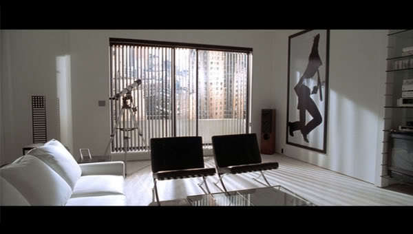 The Talks On Twitter A Robert Longo Painting Visible Set At Patrick Bateman S Apartment In Americanpsycho T Co Sn4nchemvj