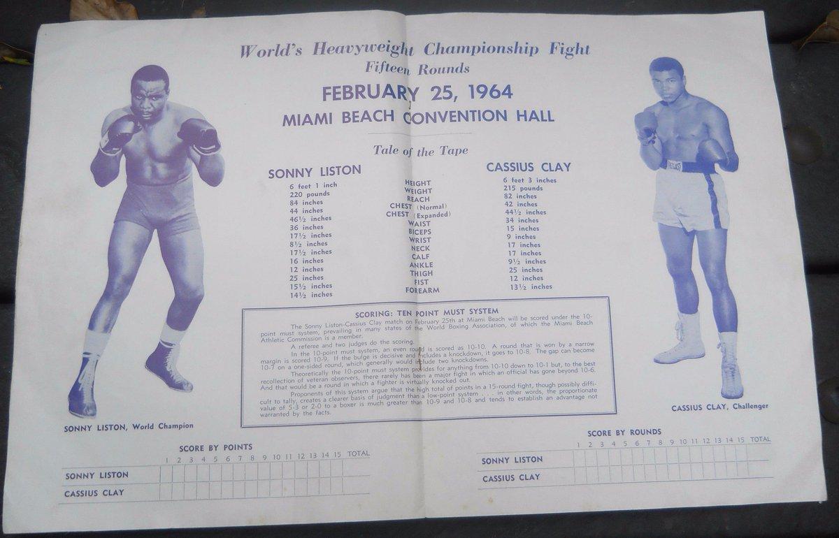 Boxing Memorabilia (@BoxArtBoxing) | Twitter