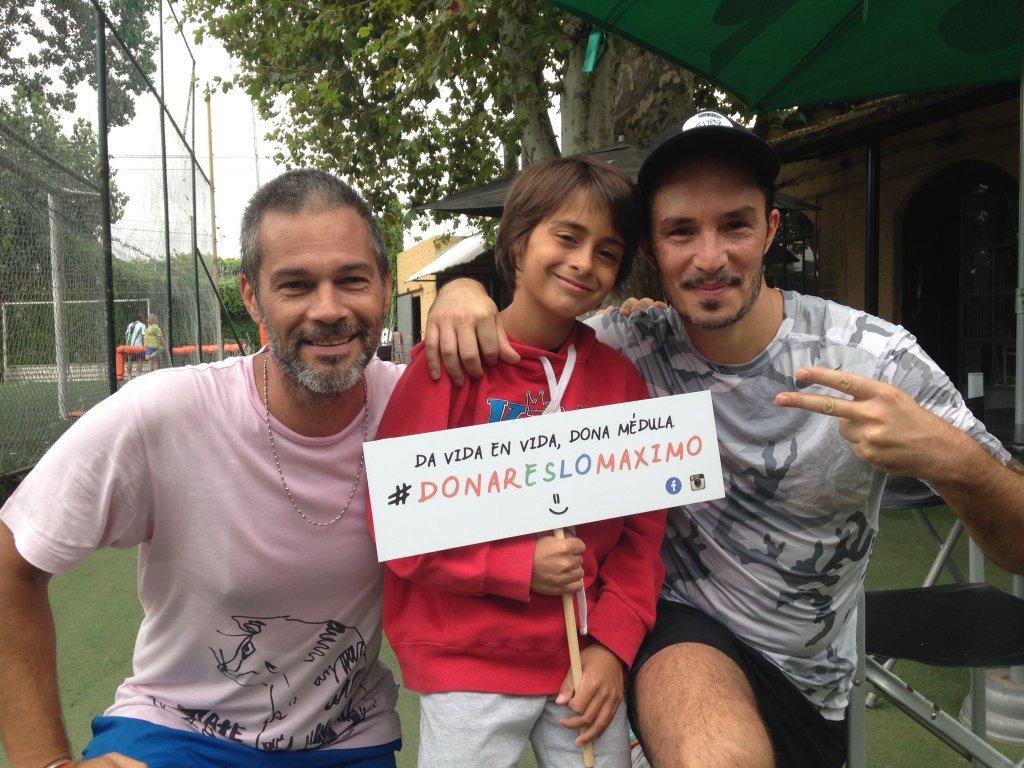 #Alertas X favor difundir!!! Máximo tiene 9 años y necesita un trasp. de médula!!! https://t.co/PUMLSK0Iwj informa Nancy_nancy42