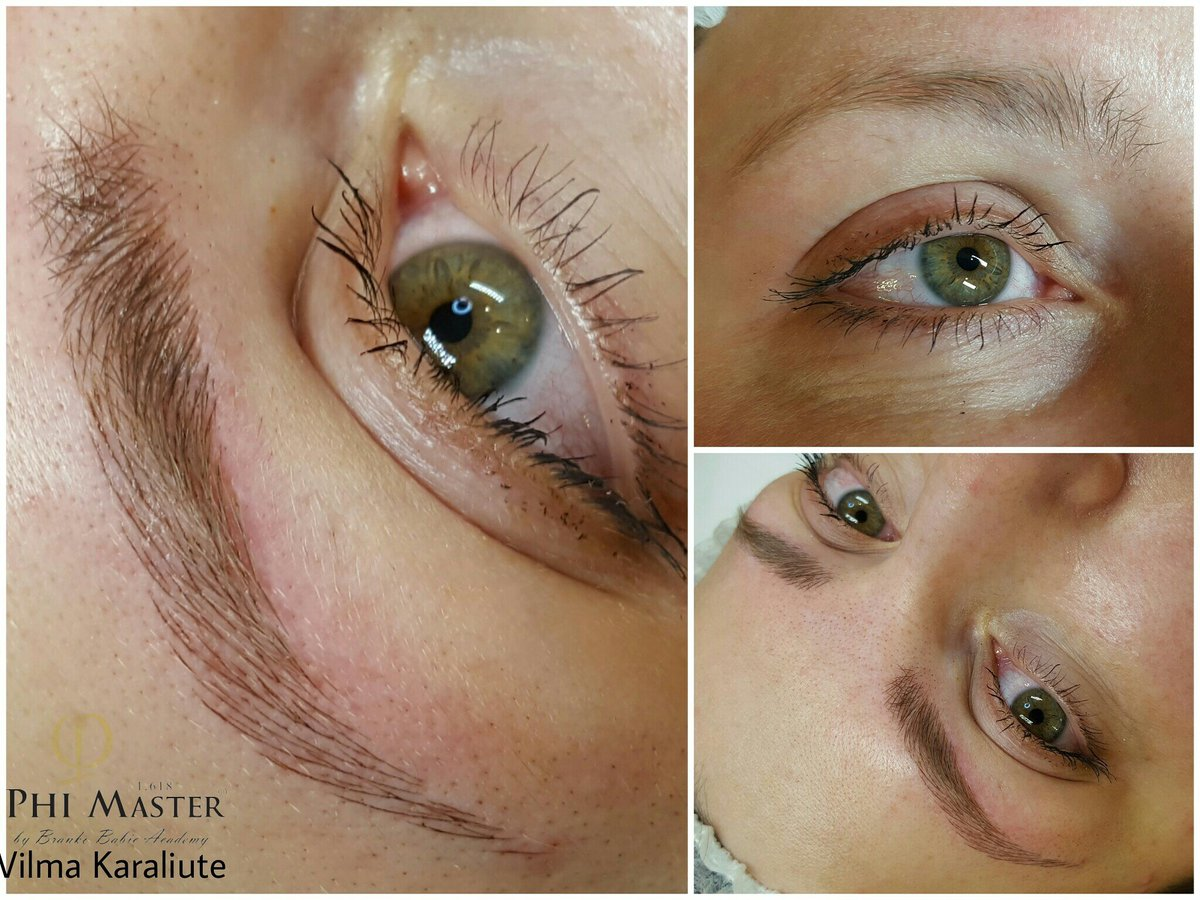 Vilmaibrows On Twitter Contact Me For Phibrows Microblading