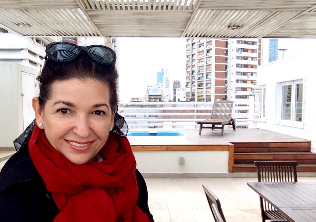 Back a few days in my fave apt. in #BuenosAires-Love this city! #luxurytravel #lifestyle #PalermoBuenosAires #Bairespic.twitter.com/nEMjMT9pEI