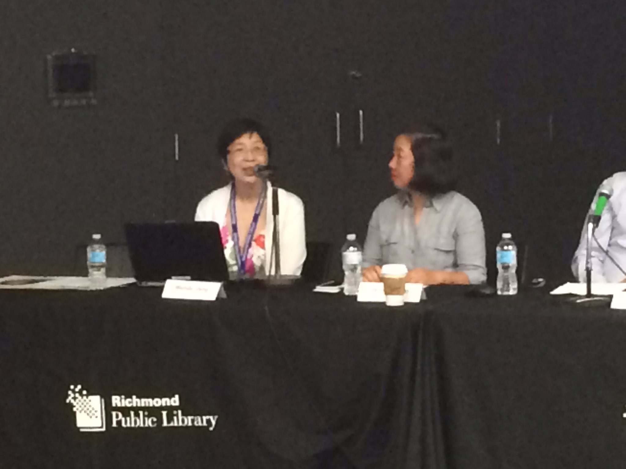 Wendy Jang on how to build a culturally inclusive @RPL_YourLibrary. Wendy and her team have done an amazing job! https://t.co/GU4GgfcNcE