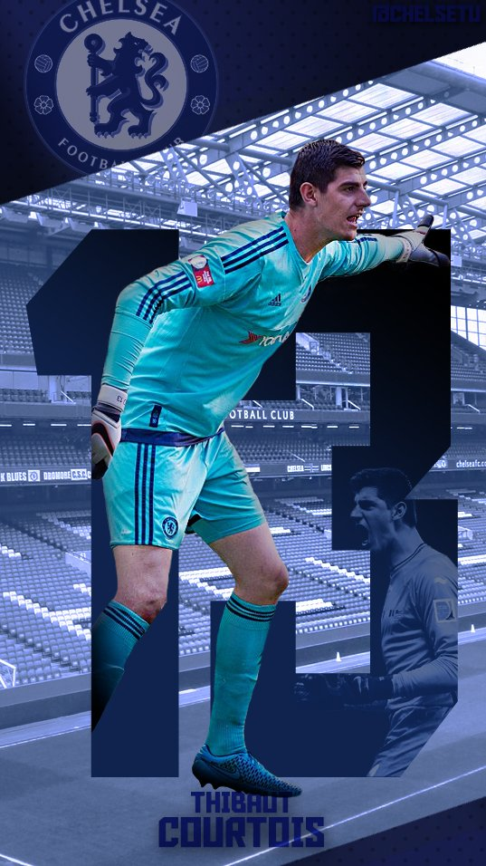 Eetu Ikola On Twitter Thibaut Courtois Wallpaperlockscreen Rts