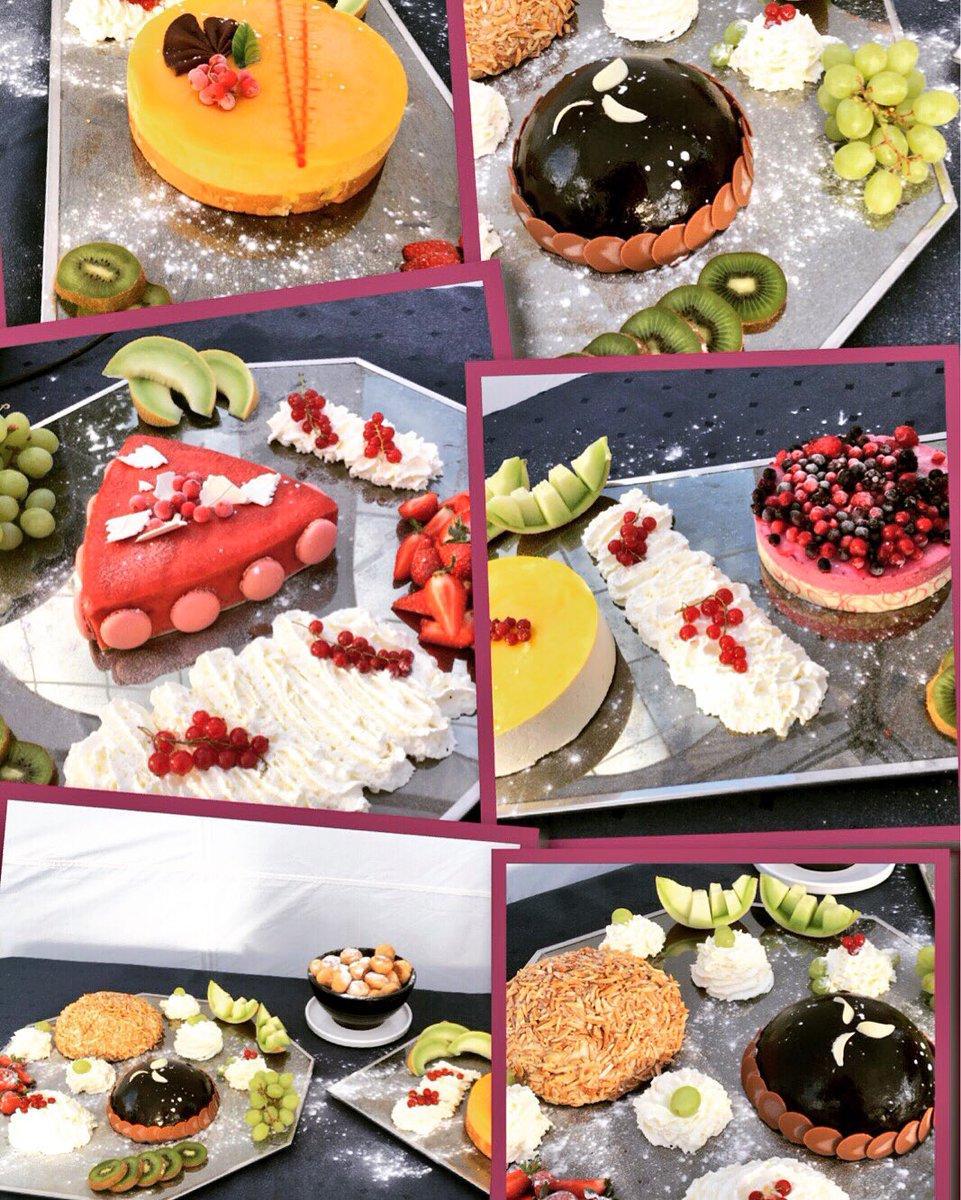 Lekker hoor een Grand Dessert Buffet #partyregelaar #catering