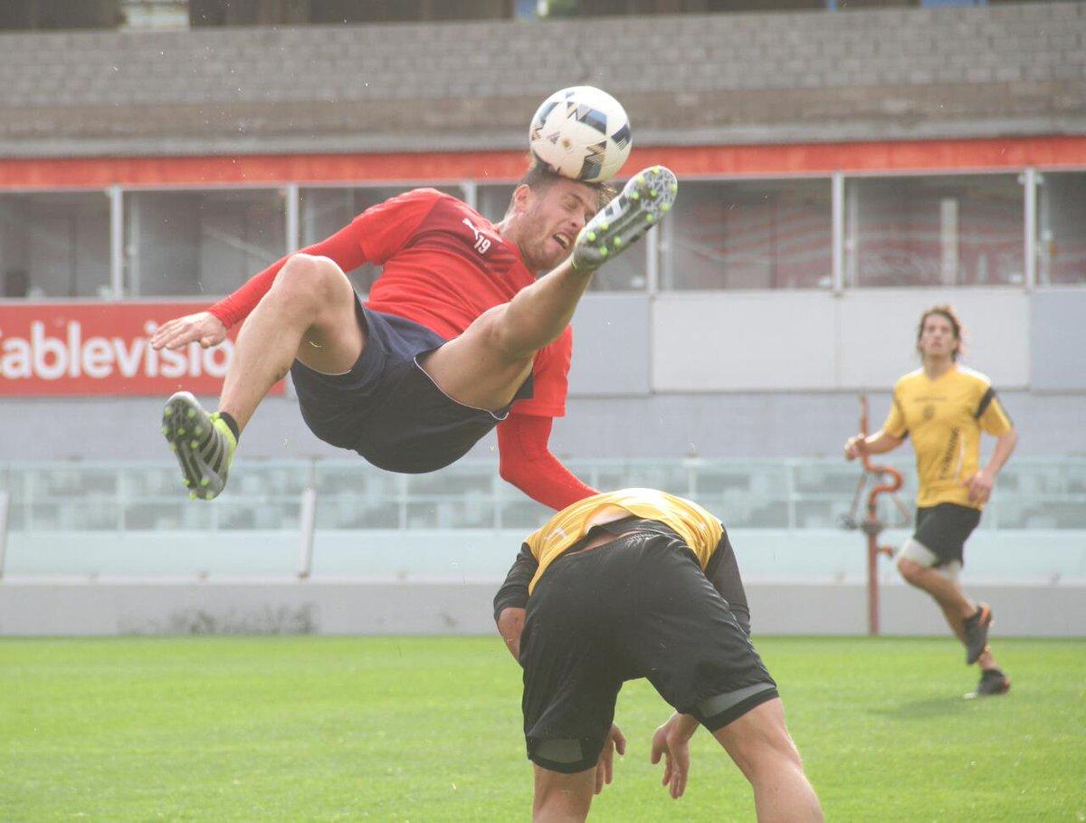 Dos goleadas ante Flandria