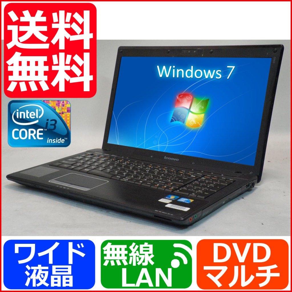 драйвера для lenovo g560 windows 7