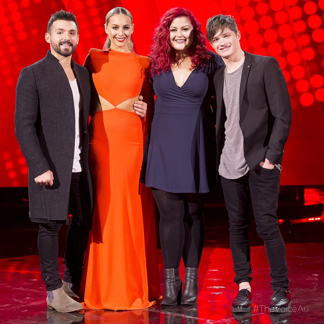 autralian voice 4 The voice (au) season 4 episode 8 blind auditions no 8 : british pop superstar jessie j and benji madden are set to shake things up on the voice, joining delta goodrem, ricky martin and joel madden as they fight to find the best voice in australia.