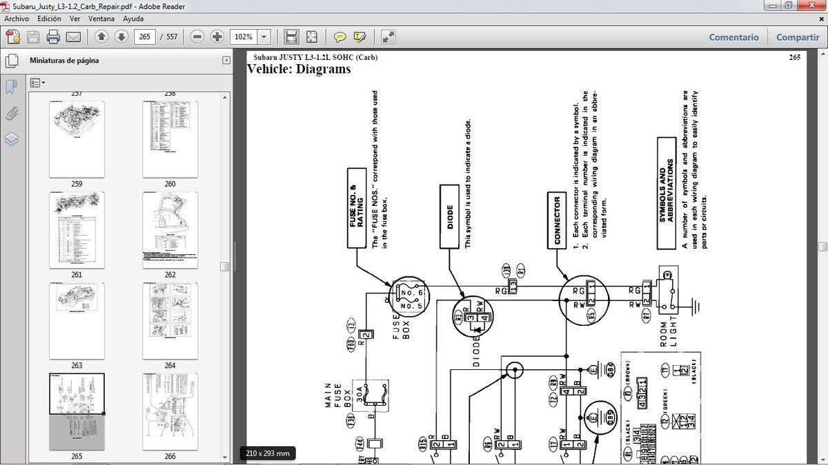 subaru justy manual hashtag on twitter rh twitter com Mg Wiring Harness  Diagram Subaru Legacy Wiring-Diagram