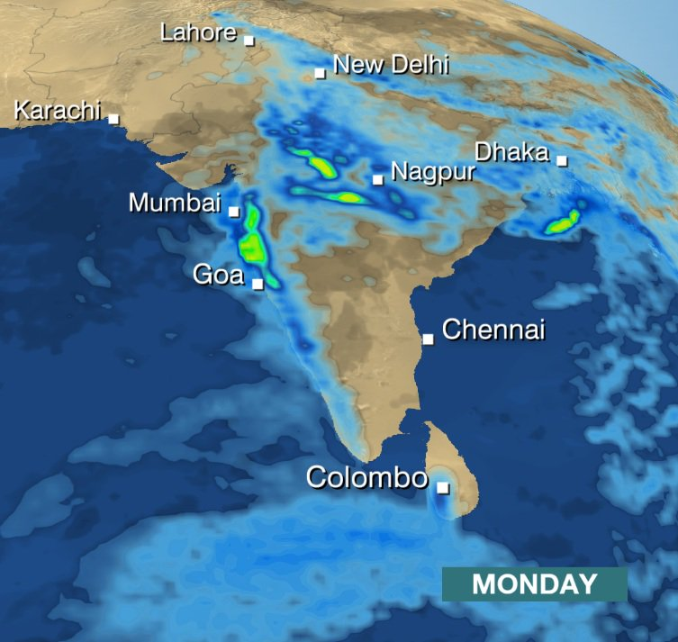 Bbc weather gujarat in india