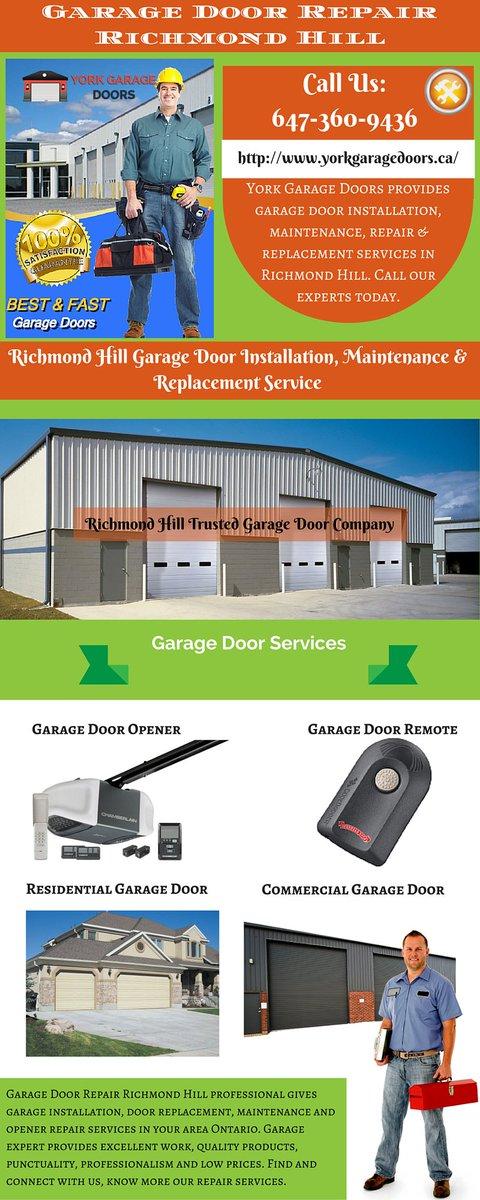York Garage Doors Yorkgarage Twitter