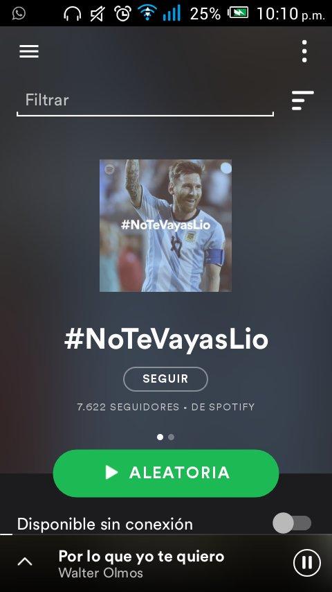 Yo Te Amo Spotify Grendizer