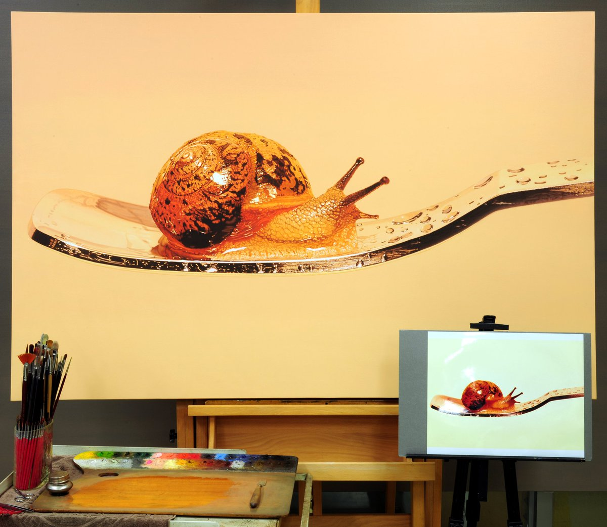 Hyperrealism Contemporary Art