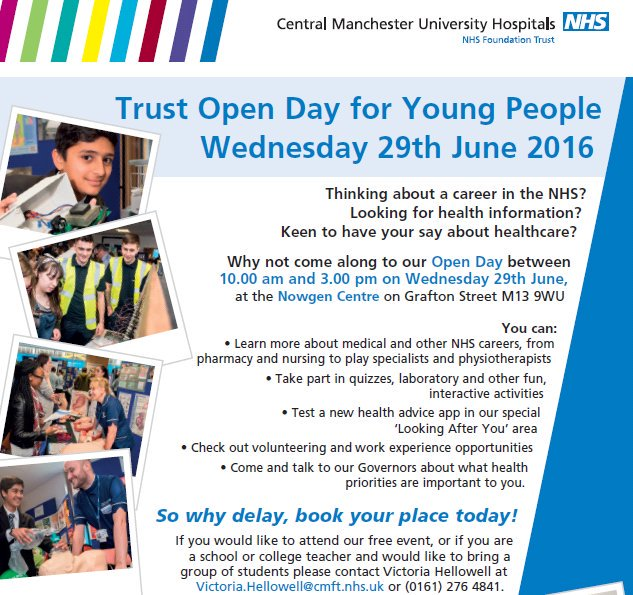 Thumbnail for Open Day for Young People 2016