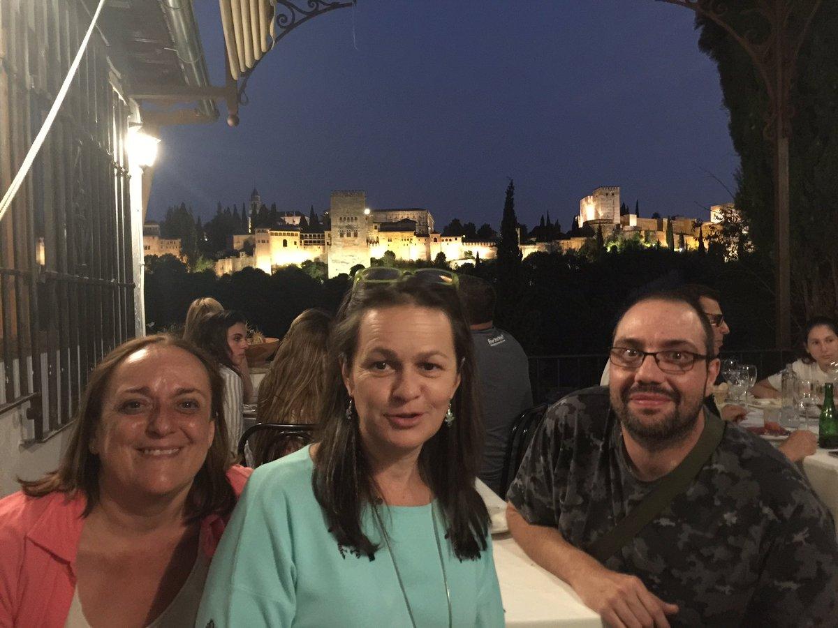 En #Granada preparando presentación #nefrodiet en @sparks_eu para @friat_es https://t.co/BYWHjdIozo @ParqueCiencias https://t.co/fBk79vBWta