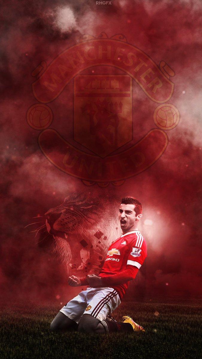 Rhgfx Auf Twitter Henrikh Mkhitaryan Manchester United