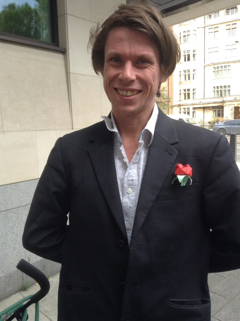 #FreeLauri: @LauriLoveX is just about to head into court. For more on his case visit https://t.co/57rpp8GNfo https://t.co/k6cZwCUMd2