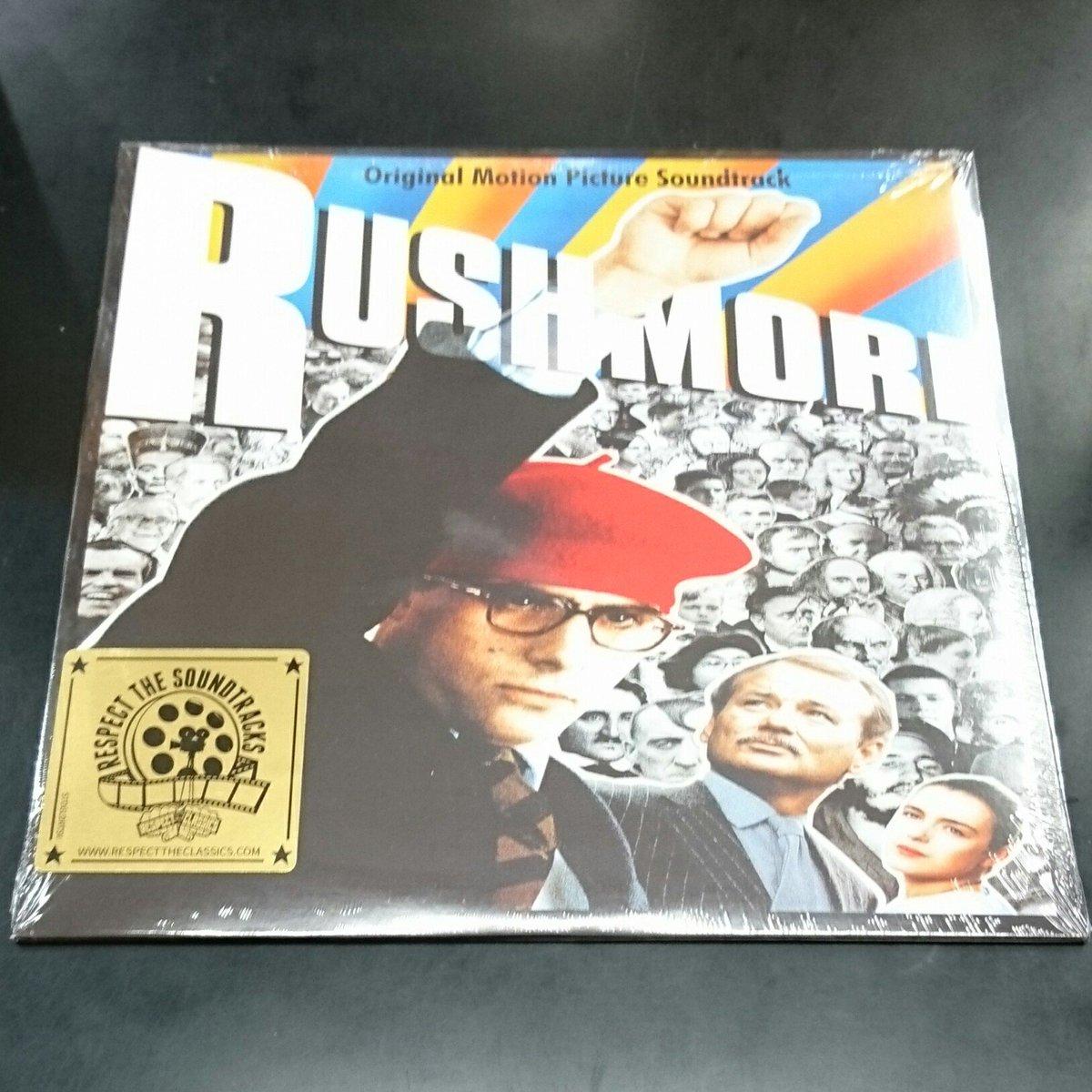 【再入荷】ウェス・アンダーソン監督の98年傑作『天才マックスの世界』の輸入レコード好評販売中ですっ!お早めに。#新宿 #映画 #レコード #サントラ #filmsoundtrack #vinyllover #shinuku pic.twitter.com/vHG4P3RGdI