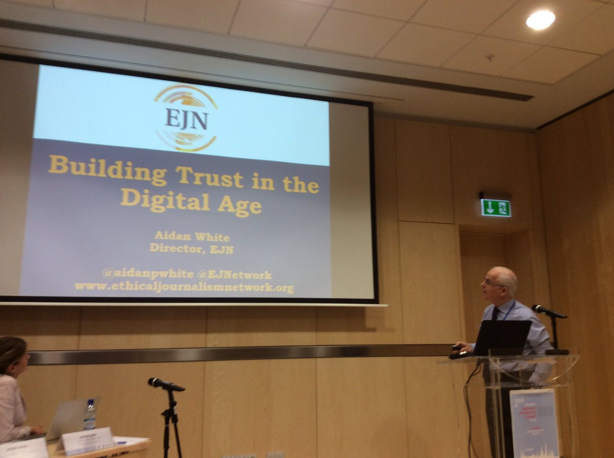 Thumbnail for Media Literacy: Building trust in the digital age