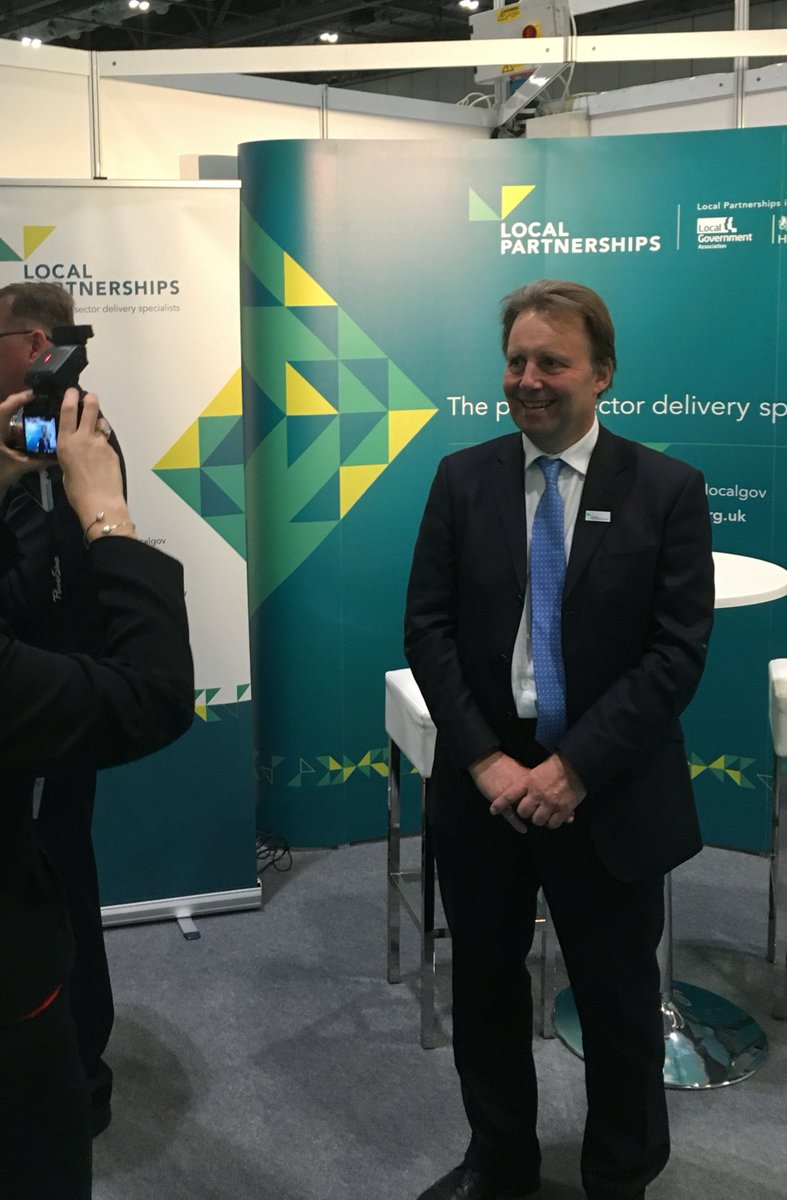 RT @LP_SeanHanson Board Member Stephen Dance at our  @LP_localgov stand (305) at @NIF_UK #NIF16
