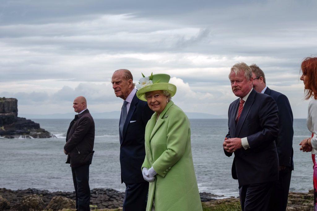 II dzień wizyt pary królewskiej w Irlandii Północnej + więcej.