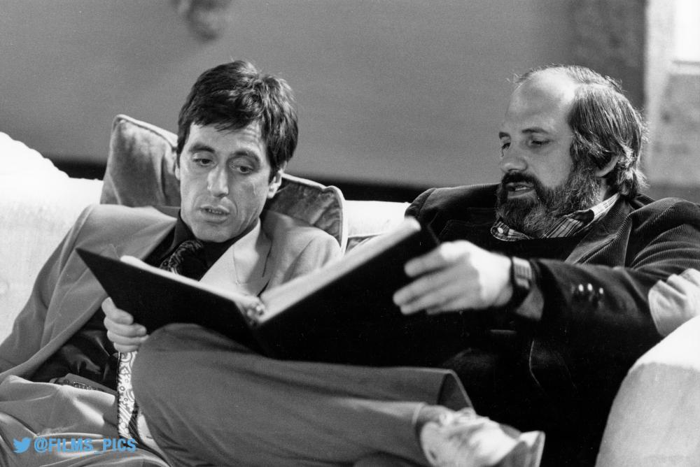 a brief summary and a review of the film scarface directed by brian de palma