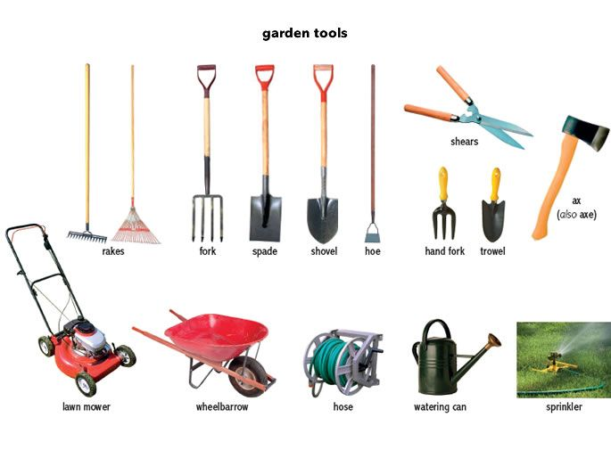 Eostudy on twitter garden tools for Gardening tools 6 letters