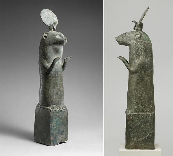 Would it help people cheer up if I tweeted a #PtolemaicOtter? https://t.co/pAQBQUFDlh
